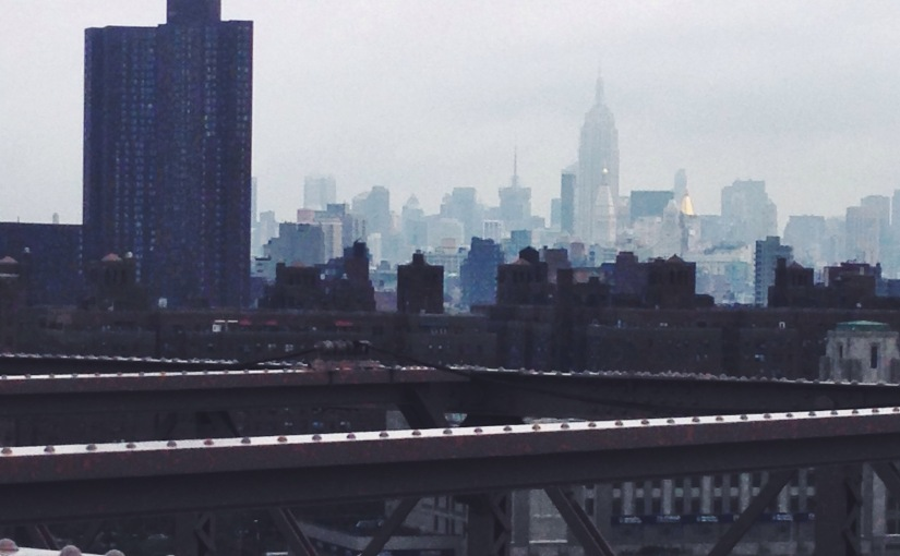 New York – I've got bruises on my knees foryou.
