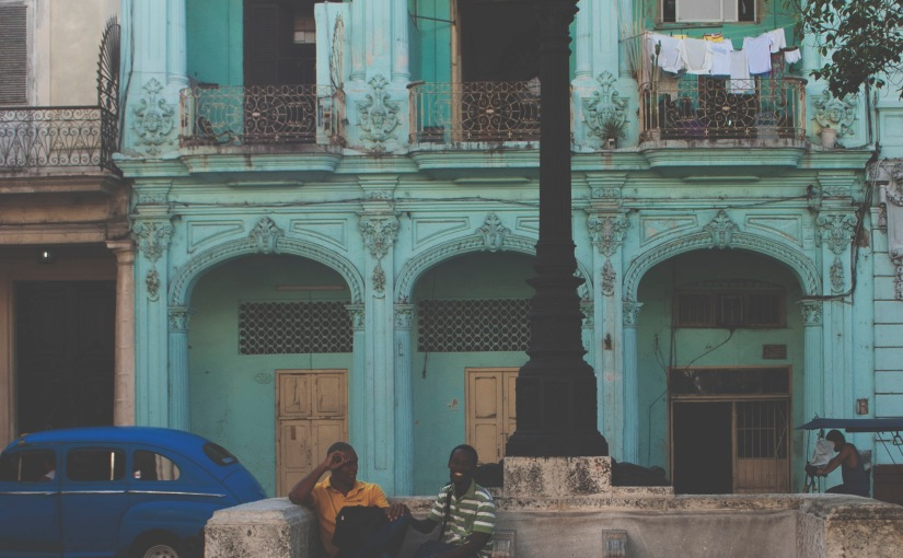 Travel back in time to Havana.