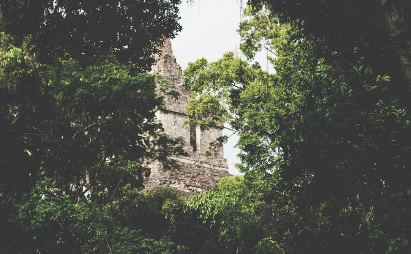 Mayan mysteries inTikal.