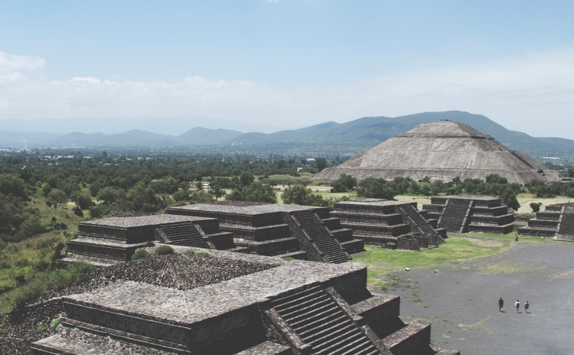 Why you shouldn't miss Teotihuacan when visiting Mexico City.