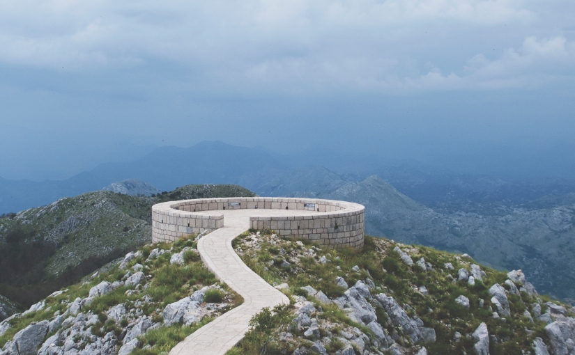 A visit to Lovcen National Park in Montenegro - one of my favorite hiding spots | https://roosendansontour.com/