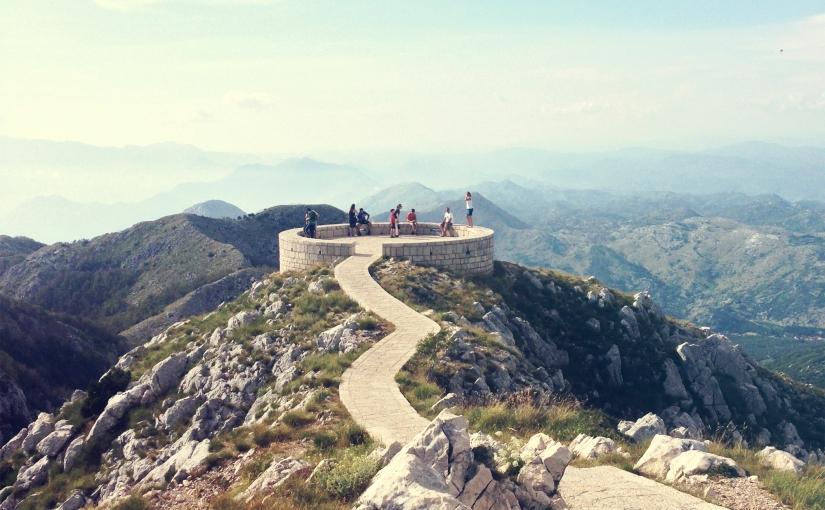 Snapshots of Montenegro.